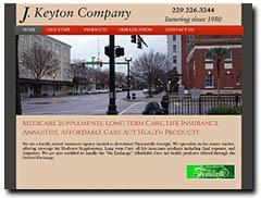 JKeyton Insurance Company - Medicare Supplements, Long term Care, Health Insurance, Annuities