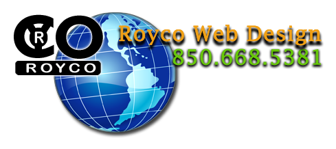 Royco Web Design - Website Design, Web Hosting, Database Development, Ecommerce Shopping Carts, Graphic & Printing Services